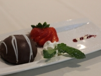 Chocolate Bombe